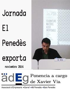 Penedés exporta